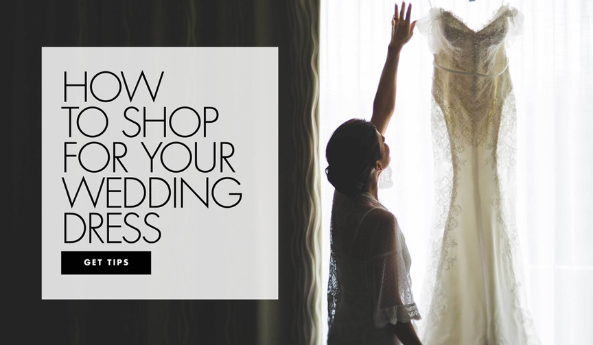 how to shop for your wedding dress five must have rules for bridal gown shopping
