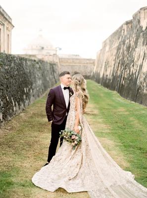 wedding ceremony venue castillo san cristobal fort puerto rico wedding venue ceremony location