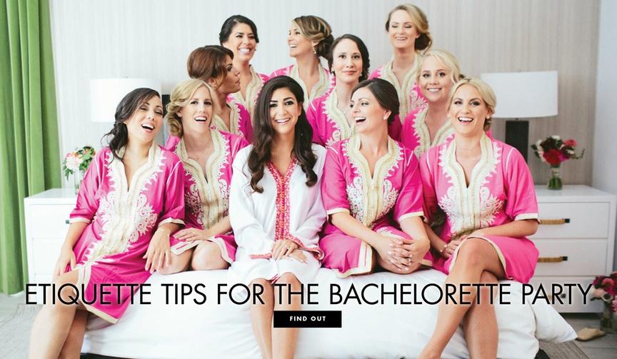 bachelorette party etiquette, who hosts a bachelorette party, who pays for a bachelorette party