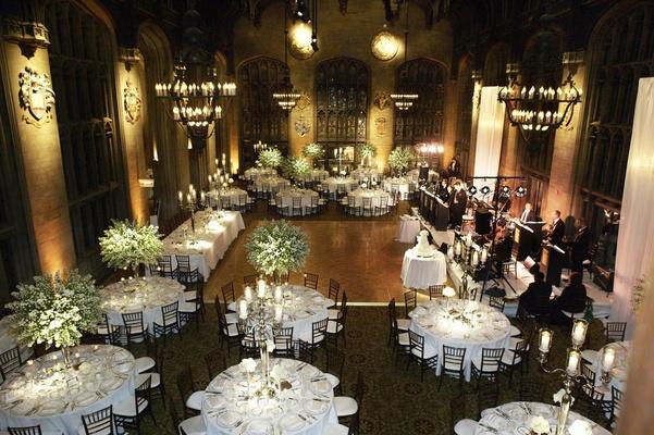University Club of Chicago ballroom space