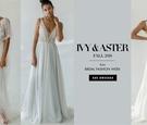 Bridal Fashion Week Ivy & Aster Fall 2018