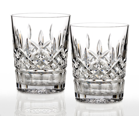 Waterford crystal glasses wedding registry gift idea