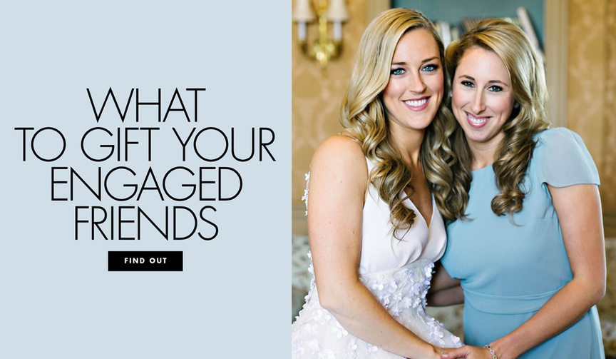 What to gift your engaged friends 15 engagement gift ideas