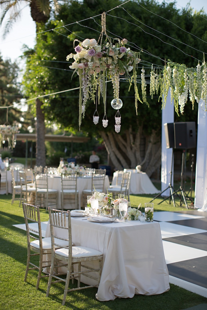 Sophisticated Garden Inspired Wedding In Phoenix Arizona Inside