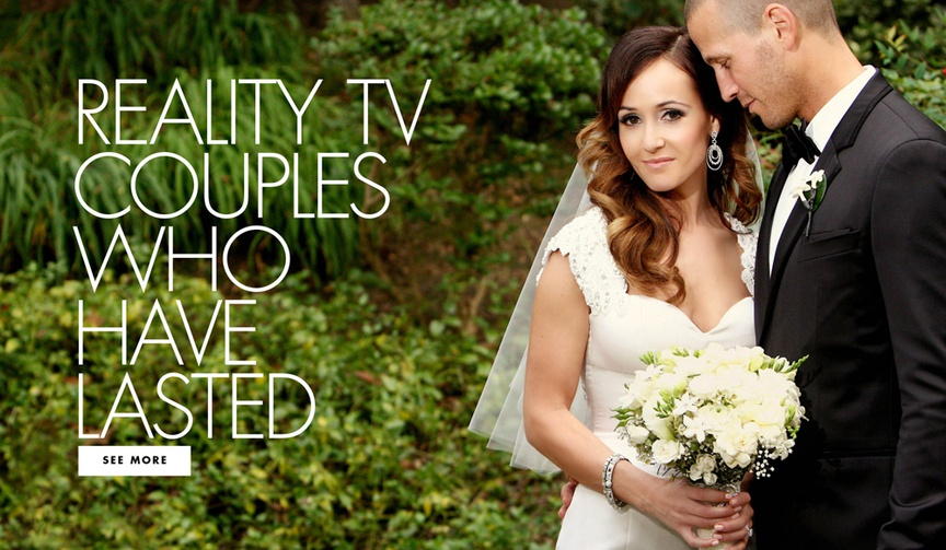 Reality TV couples who have lasted