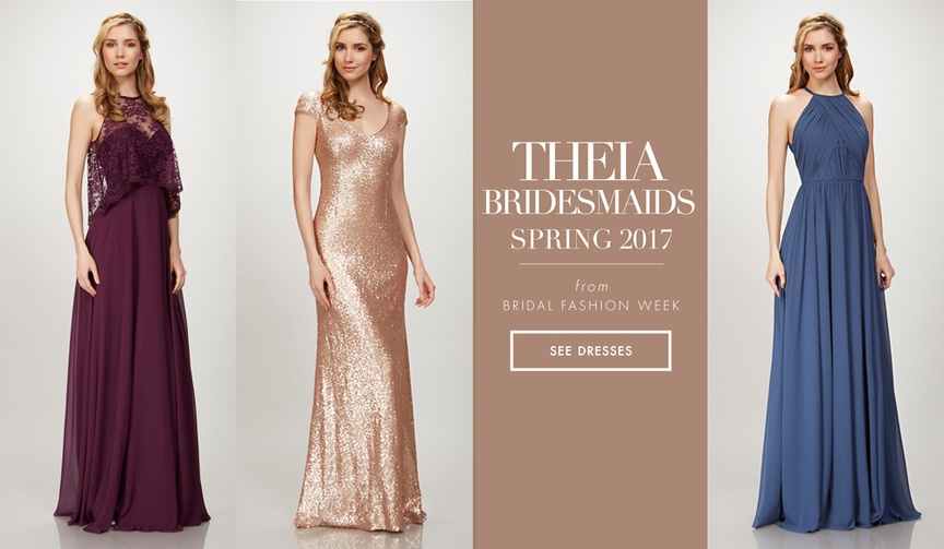 3e7a891a93557 THEIA bridesmaids spring 2017 bridesmaid dress collection