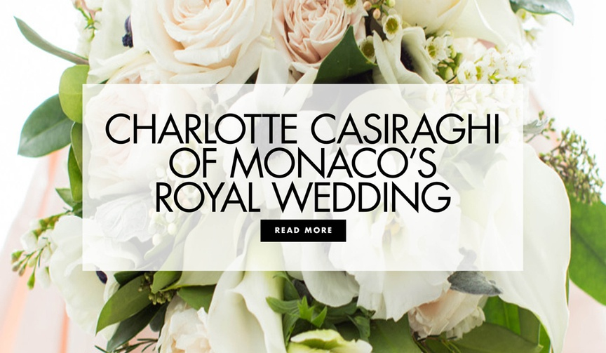 Charlotte Casiraghi of Monaco Princess Grace of Monaco Grace Kelly granddaughter royal wedding