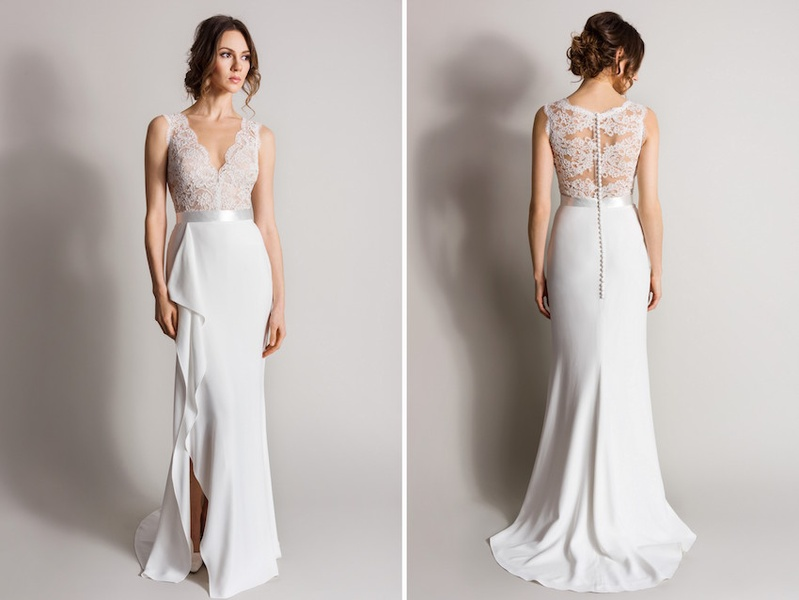 Wedding Dresses: Suzanne Neville\'s Songbird Collection - Inside ...