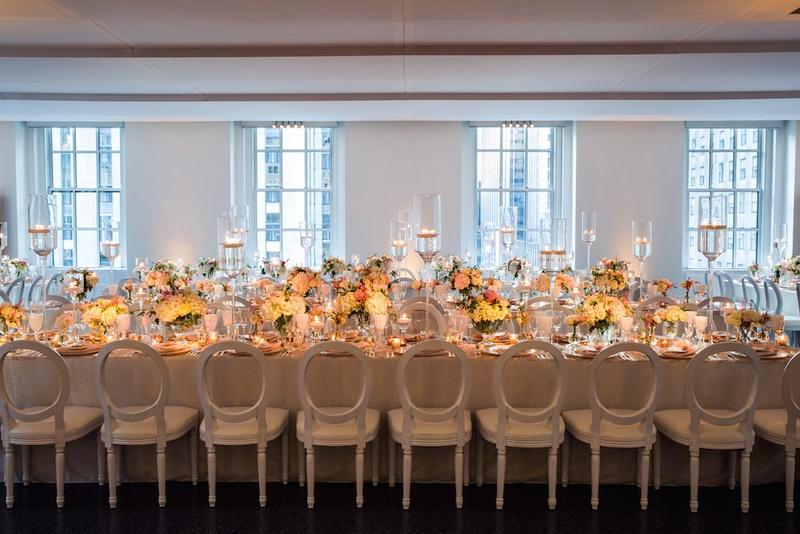 620 Loft and Garden indoor reception space
