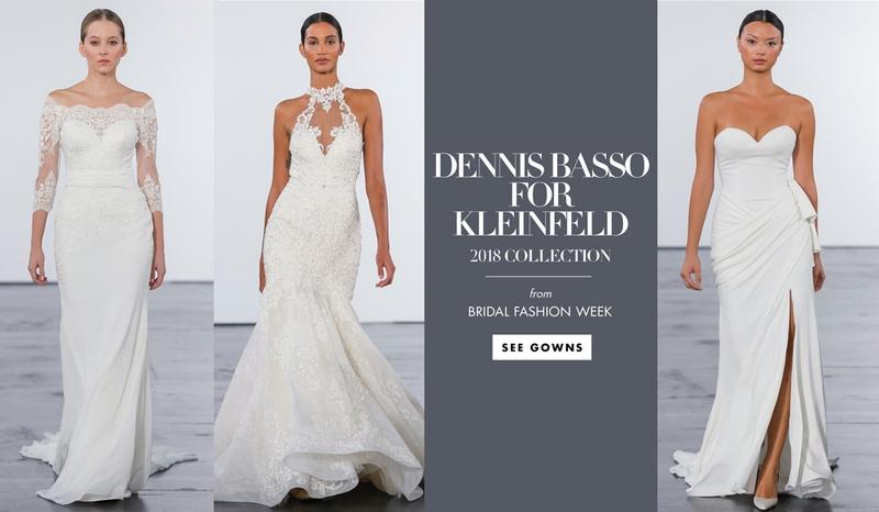 Wedding Dresses Photos - Dennis Basso for Kleinfeld 2018 - Inside ...