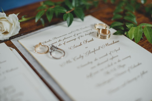 wedding rings calligraphy script on wedding invitation invite engagement ring mrs ring gold men band
