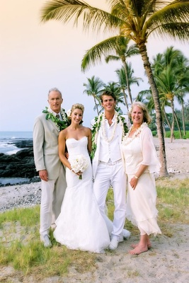Hawaii Bride Groom Is Semi 79