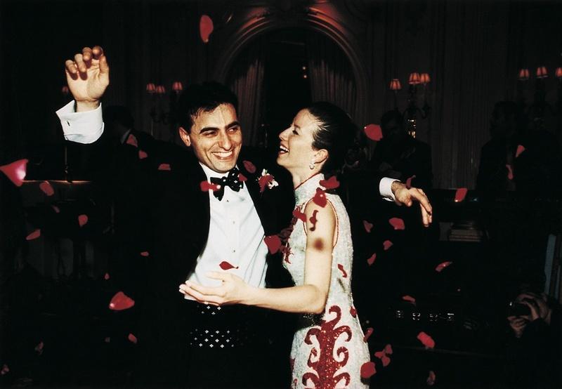 9ffb3ee08 Wedding Dresses Photos - Couple Dancing at Reception - Inside Weddings