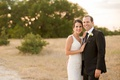 Pro Golfer 2017 Masters Tournament winner PGA tour Sergio Garcia with bride Angela Akins on wedding