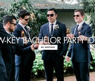 low key bachelor party ideas for grooms and groomsmen friends