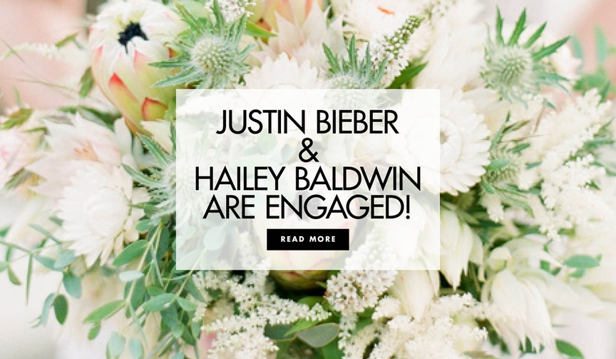 Justin Bieber and Hailey Baldwin are engaged justin bieber has confirmed on his instagram account