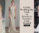 Gather inspiration from the bridal gown worn by Bachelor in Paradise's Carly Waddell!