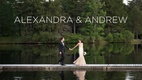 Alexandra Weiner and Andrew Abshere's wedding video.