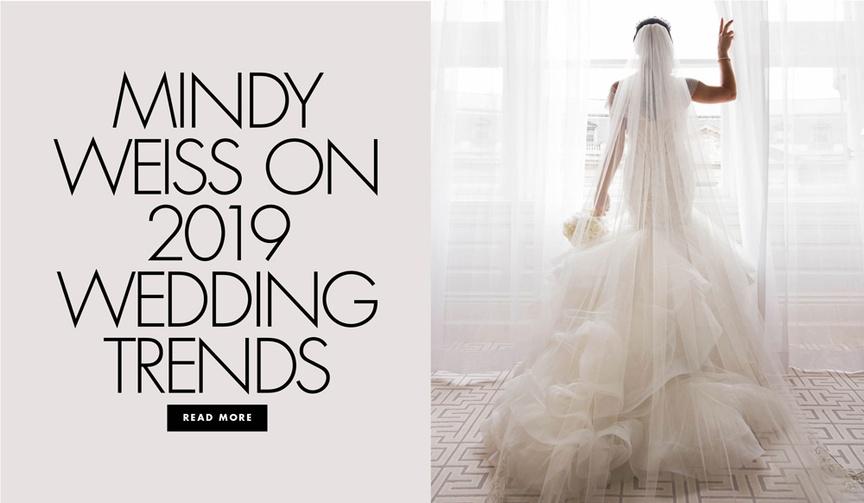 Mindy Weiss on 2019 wedding trends inspired by priyanka chopra and nick jonas wedding