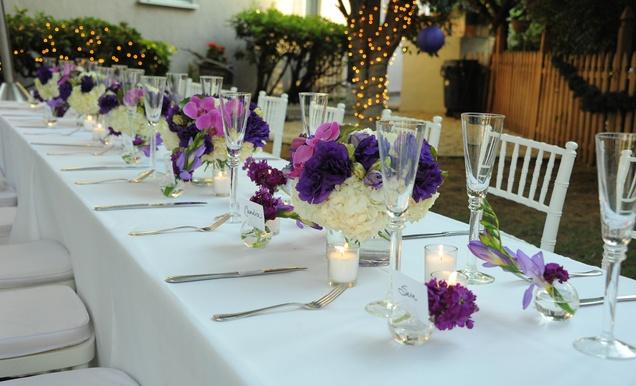 tv host vanessa minnillos glamorous bridal shower inside weddings