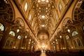 Church of St. Ignatius Loyola interior