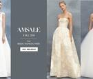 Bridal Fashion Week Amsale 2018