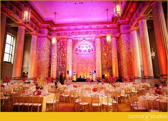 A bold South Asian wedding at The Mellon