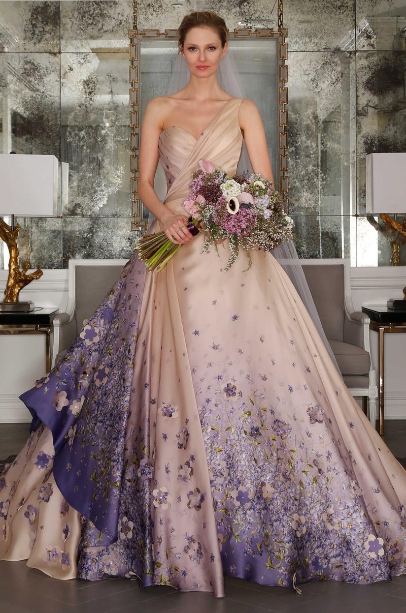 Bridal Fashion Week: Romona Keveza Collection Bridal Spring 2017 ...