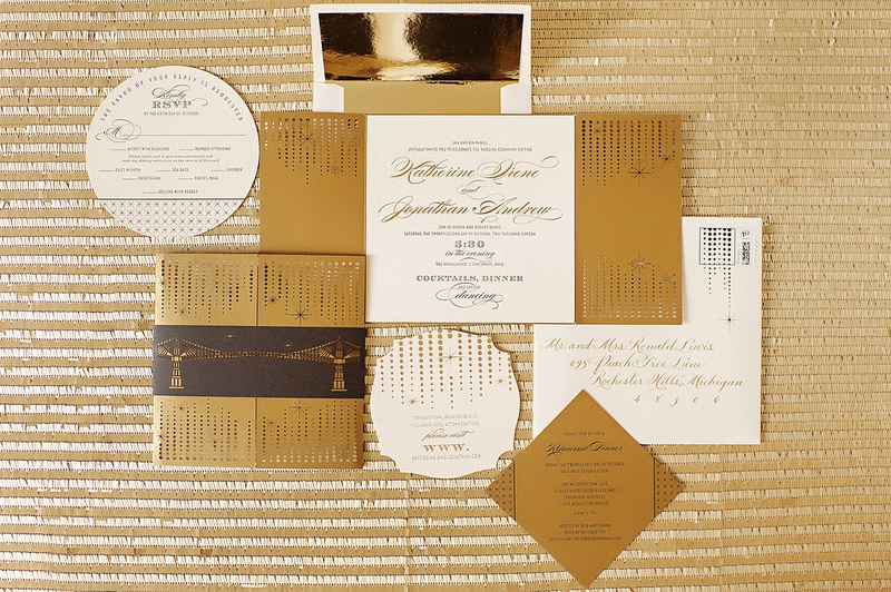invitations more photos different shapes in invitation suite