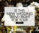 is this new wedding trend right for you weed and cannabis bars at wedding reception after party