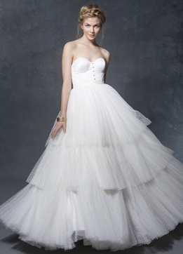 Ivy & Aster Fall 2015 Wanderlust Country Girl Wedding Dress