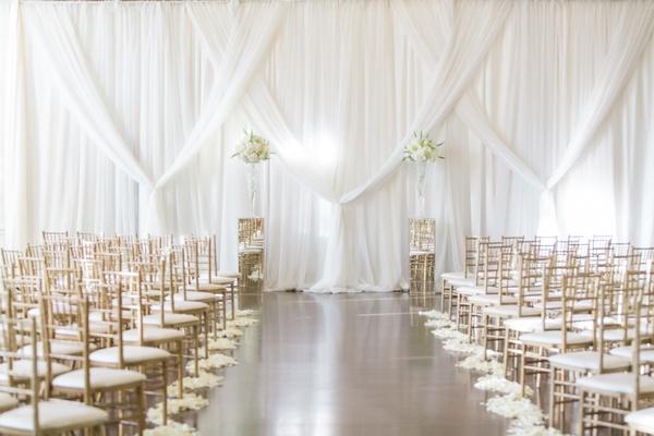 Destination Ballroom Wedding Featuring Timeless D Cor In