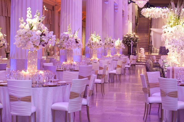 Exceptional Wedding Event In Historical Houston Building