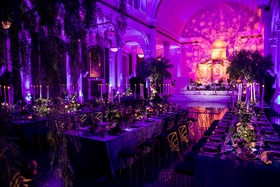 Seattle Mariners Marc Rzepczynski's wedding, vibiana wedding, violinist at ceremony, dark colors