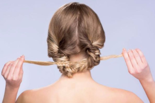 Diy Wedding Hairstyles Learn How To Style Two Looks