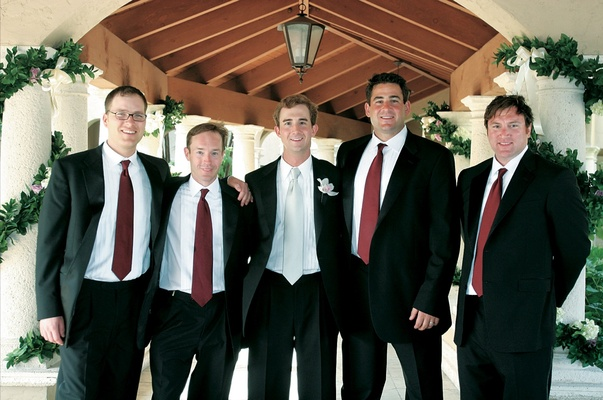 Lavender & Burgundy Spring Wedding at Golf Club in Florida - Inside ...