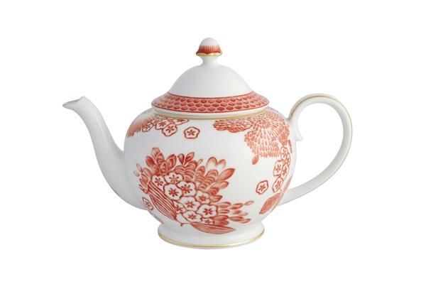 Coralina by Oscar de la Renta for Vista Alegre teapot