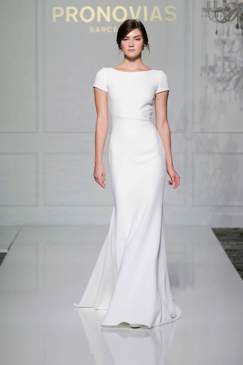 Wedding Dresses: Pronovias 2016 Bridal Collection - Inside Weddings