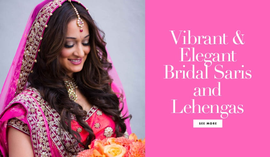 Inspiration for your South Asian wedding.