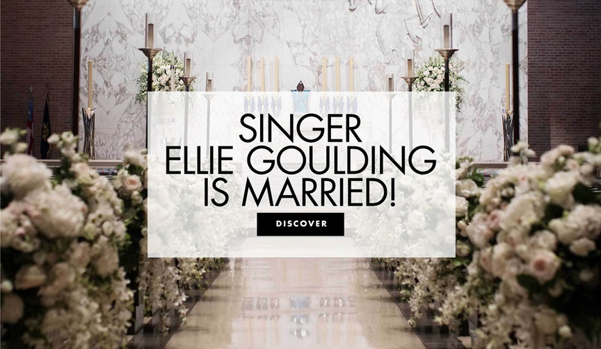 singer ellie goulding and casper jopling are married traditional ceremony england