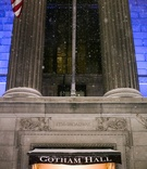 Gotham Hall wedding venue in New York City at 1336 Broadway