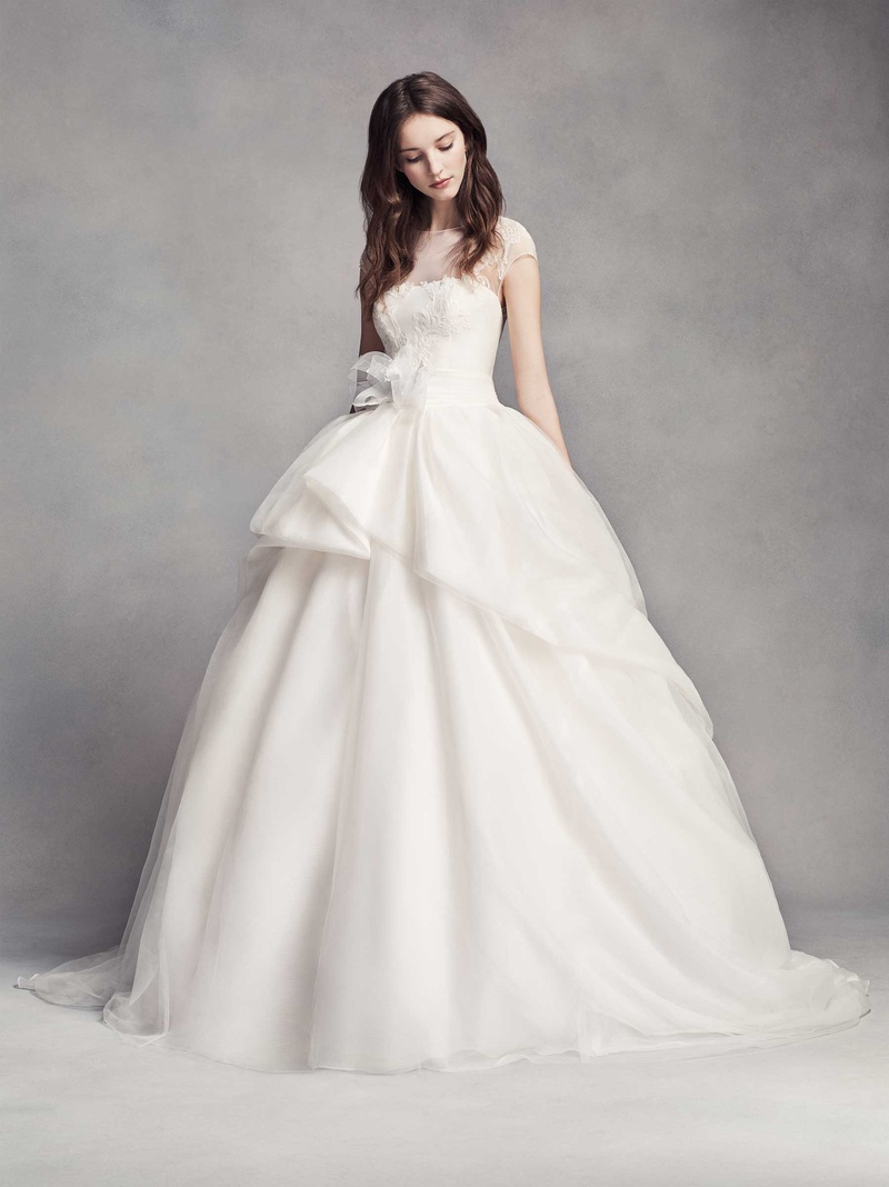 Wedding Dresses Photos - Style VW351315 by WHITE by Vera Wang ...