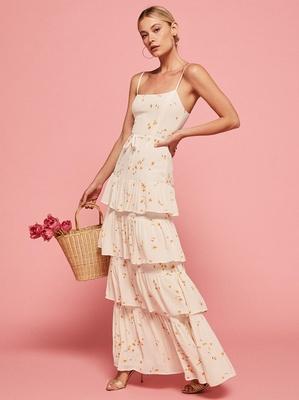 3bc68ec0c0 Bridal Week  Reformation Summer 2017 Wedding Collection. - Inside ...