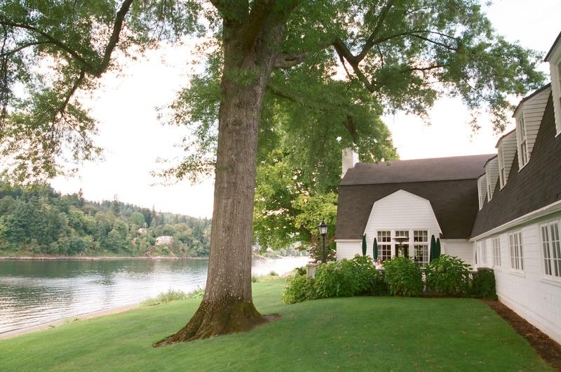 Waverly Country Club in Portland, Oregon venue