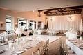 light hued reception space california ballroom bel-air bay club ivory blush dance floor glass