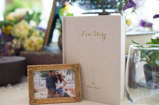 love story book photo couple new york city bridal shower decor sweet love wedding erich segal