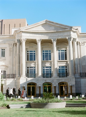 Wedding venue in Charleston, South Carolina Charleston Gaillard Center performing arts center