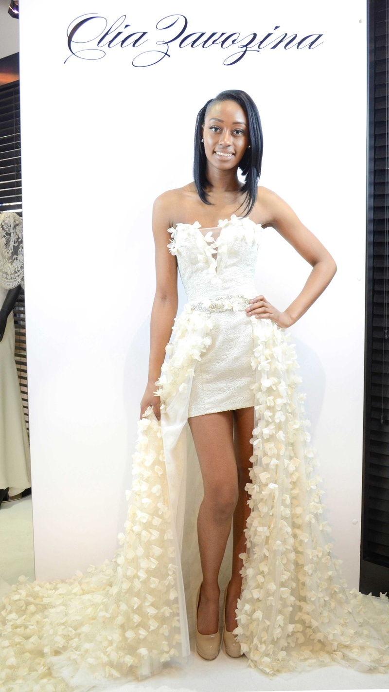 Spring Short Wedding Dresses