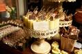 Mexican dessert at destination wedding reception