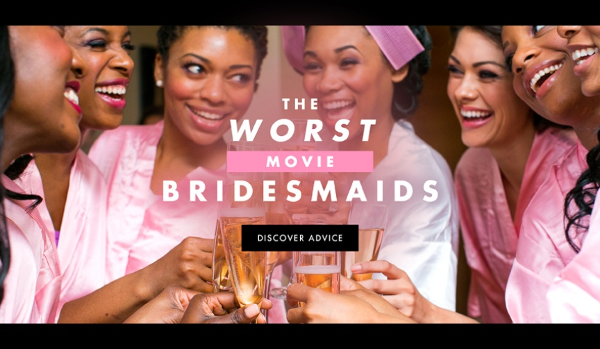 Terrible bridesmaids from movies and television